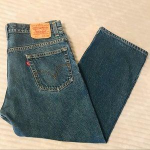 Levi's 517 Bootcut Jeans Men's Boot Cut Size 36x30